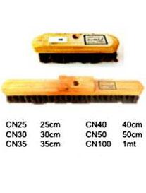 CN25, CN30, CN35, CN40, CN50, CN100. Cepillo Natural. Medidas: 25cm, 30cm, 35cm, 40cm, 50cm, 1 metro respectivamente.Wonderfultools