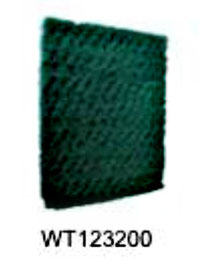 WT123200. Fibra Verde Mediana. Wonderfultools
