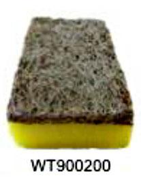 WT900200. Fibra Esponja Grande Ecológica Blist. Wonderfultools