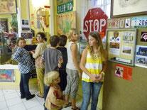 Auf Spurensuche im Indianermuseum