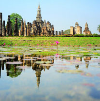 Historisches Sukhothai