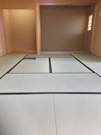 畳替え 茶室畳