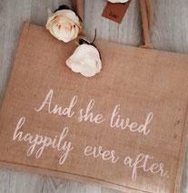 Accessiores für die Braut, Tasche