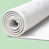 Yogamatte aus Baumwolle