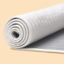Nachhaltige Yogamatte Baumwolle Ludis