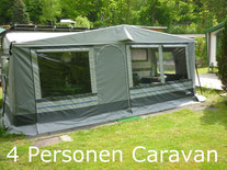 Camping Carpe Diem Mietcaravan