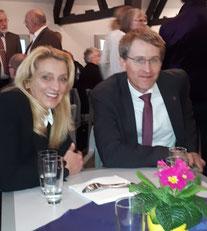Daniel Günter und Bianka Mathiak-Fürstenwerth