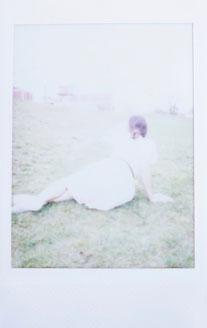 White Cube, Polaroid, 8,5 x 5,5 cm, 2017