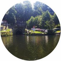 Weilburg paddeln Lahn