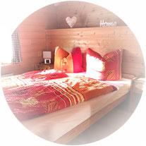 3. Schlafzimmer  ChaletAuszeit