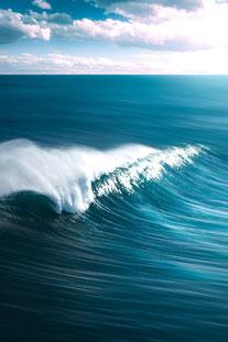 Welle Meer