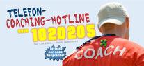 Telefon- und Online-Coaching