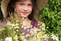 Blumen zum Naturgeburtstag, Foto: NABU/ Christine Kuchen