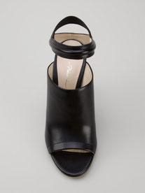 MARTINI High Heel Sandal Black