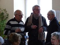 Et c'est donc avec un dernier café au presbytère que la journée a joué les prolongations  !