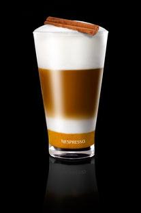 Ingwer-Zimt-Kaffee ©Nespresso