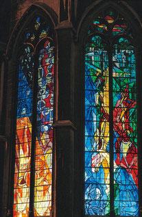 cathédrale de metz-vitraux de Villon