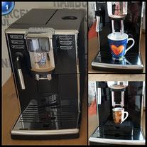 Philips EP5310/10 Kaffeevollautomat (AquaClean, automatischer Milchaufschäumer) pianoschwarz