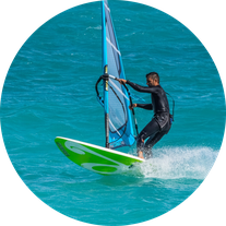 Windsurfing Courses in Abu Dhabi