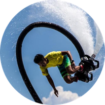 Flyboard training courses in Abu Dhabi