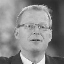 Pfarrer Bernd Hensinger
