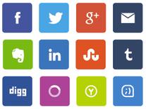 tantissimi collegamenti ai social network più importanti