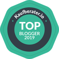 Yogaluft ist Top Blogger 2019