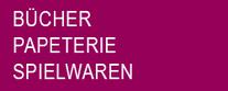 BÜCHER - ZEITSCHRIFTEN - ZEITUNGEN - LOTTO/TOTO  PAPETERIE - KARTEN - KALENDER  BÜROWAREN - BÜROSERVICE  SPIELWAREN - BASTELARTIKEL - DEKOARTIKEL