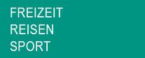 FREIZEIT - REISEN - REISEBÜROS  SPORT - FITNESS  HOBBY