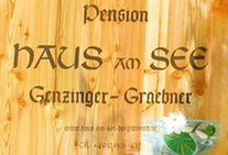 Haus am See in Höglwörth - Image Logo