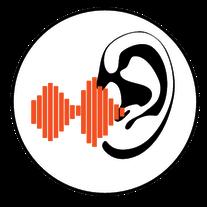 Ohr Schallwellen Hörtest Test