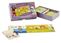La grande famille - Moulin roty - dominos puzzles 28pièces