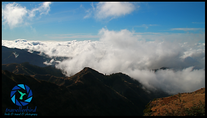 Clouds over Madeira