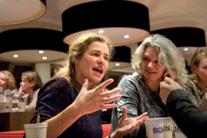 entre femme: onze leden delen ervaringen én leren van elkaar!