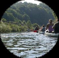 Weilburg Paddeln Kanu