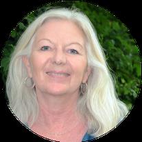 Die eigene Kraft - Coaching und Hypnosetherapie - Porträtfoto Helene Basler Springford