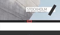 Stockholm サブページ
