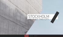 Stockholm トップページ