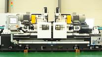 Ausgereifte mechanische Konstruktion und Fertiung einer Reibschweißmaschine von U-Jin Tech Corporation
