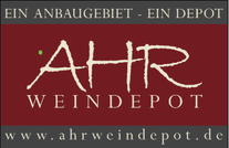Im Ahrweindepot bekommen Sie die Weine von über 30 Winzern der Ahr. Die Weinberge liegen direkt am Rotweinwanderweg.