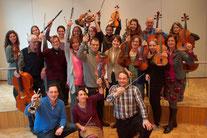 Orchester der Stadtkirche Moers