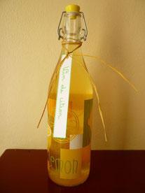 vin de citrons de sicile