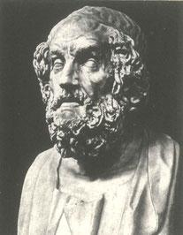 ホメロス(紀元前8世紀頃のギリシアの詩人)