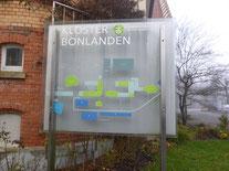 Wegweiser Kloster Bonlanden