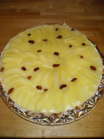 Riesling Apfel Torte