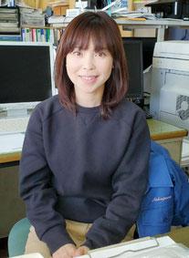 株式会社中川製作所 総務 中川眞由美