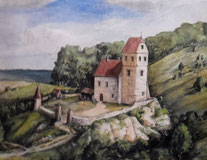 Altes Salmendinger Schloss