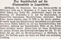Aus dem TAH vom 23.11.1933