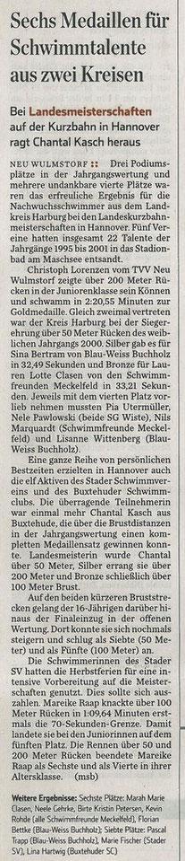 Hamburger Abendblatt vom 13.11.2014