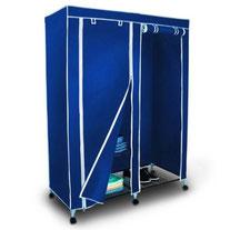 Utiliza armarios con ruedas en el trastero para llevarlo a casa facilmente - www.AorganiZarte.com